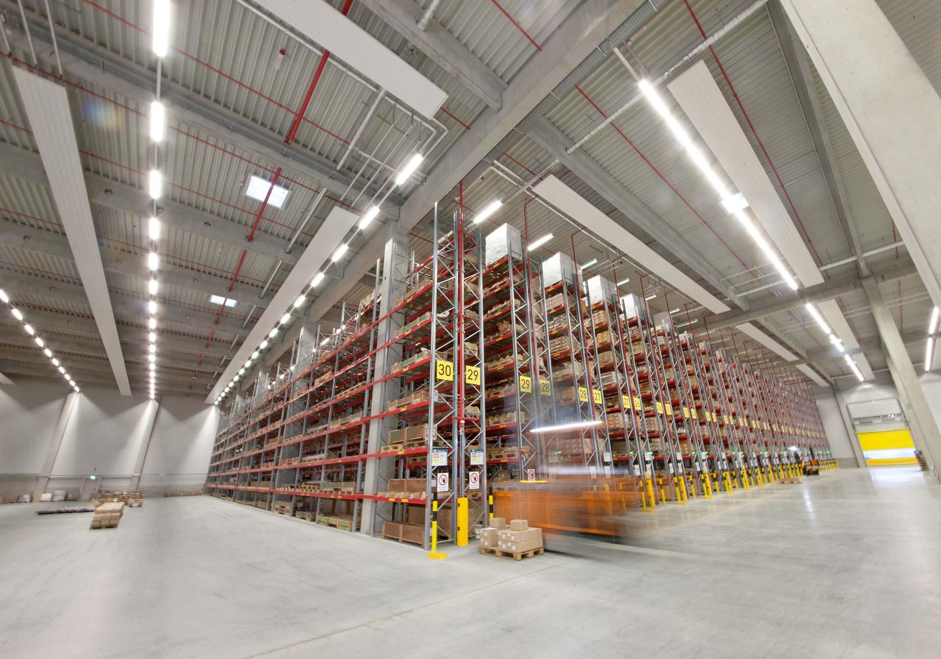 Offene Jobs in der Logistik bei TOBSTEEL GmbH