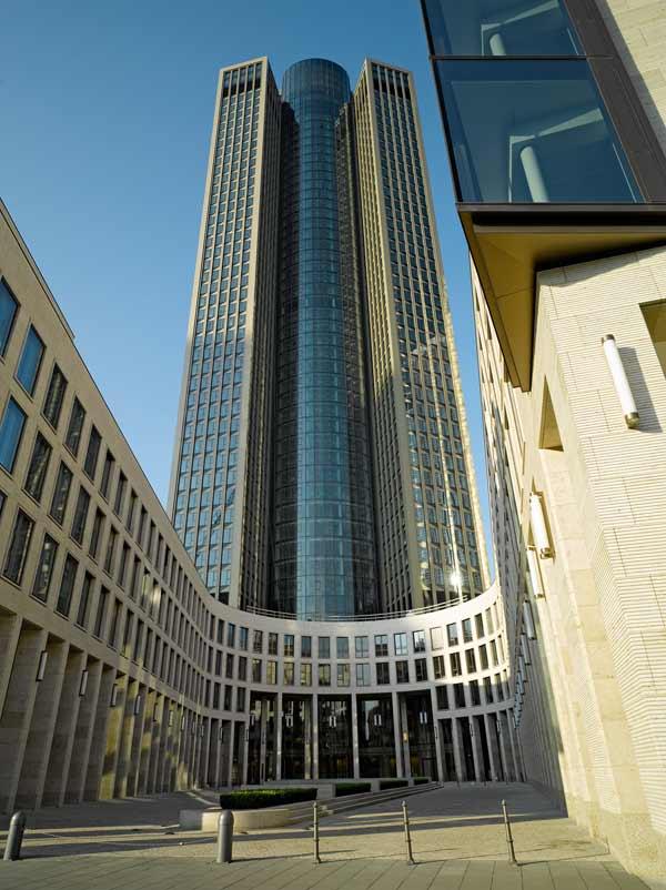 Fassaden- und Fenstertechnik Tower 185 Frankfurt