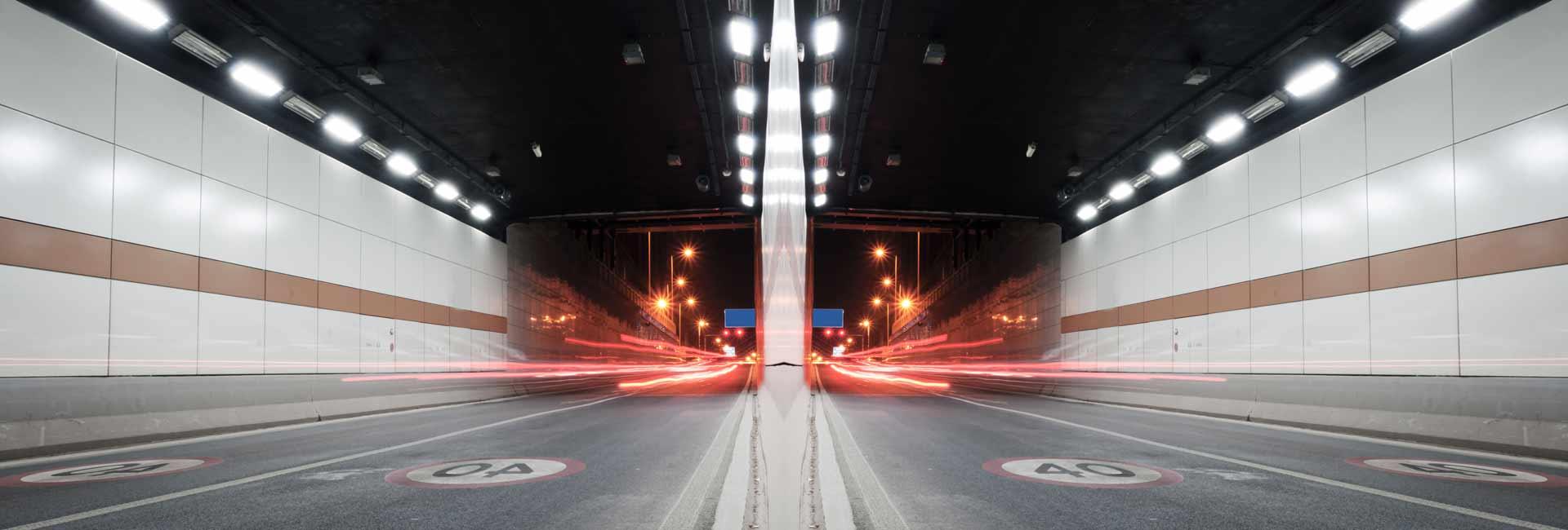 Edelstahlschrauben im Tunnel- und Brückenbau