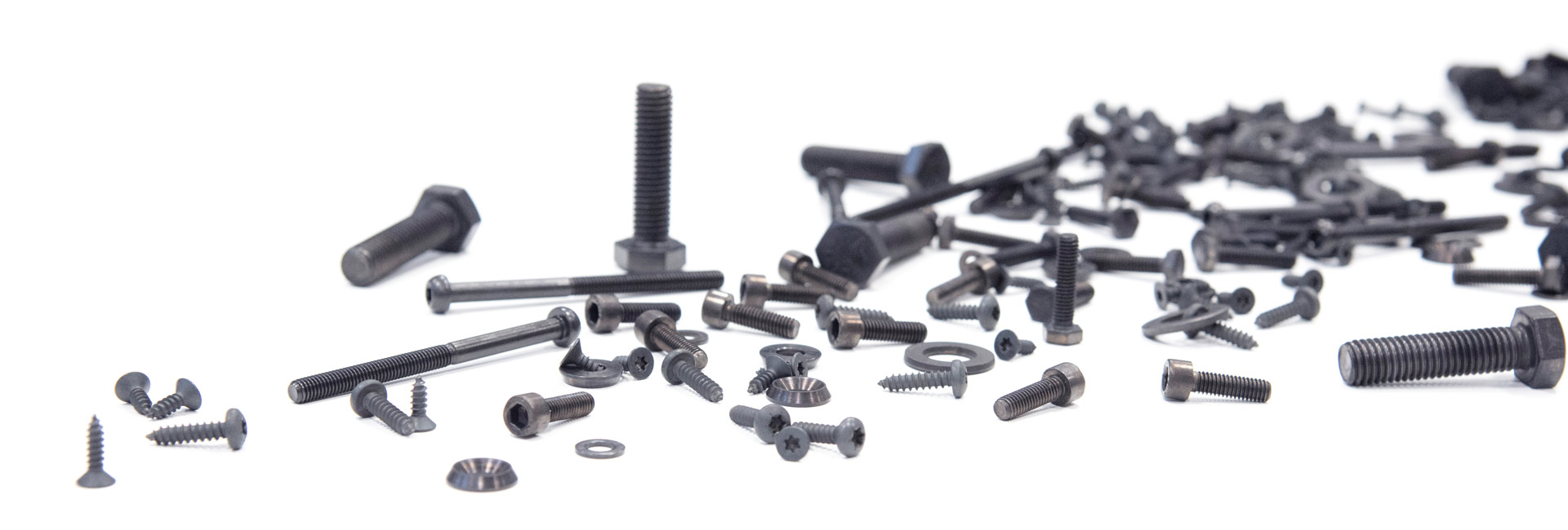 Oberflächenbeschichtung Schraube für das Plus an Leistung