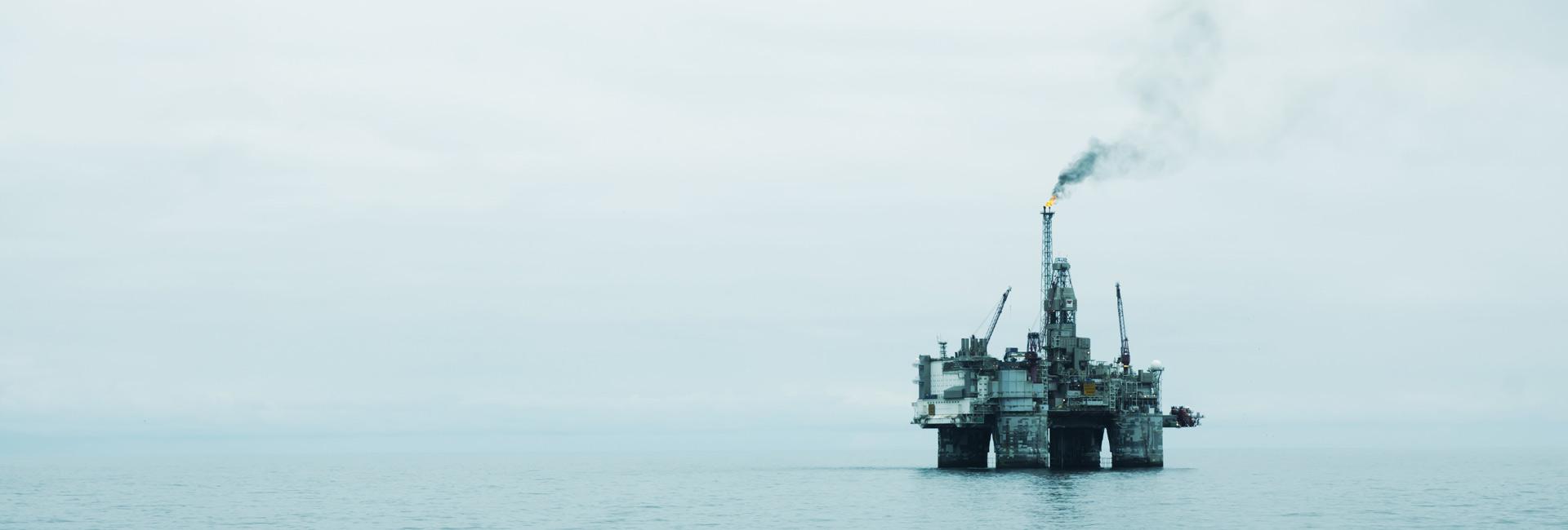 Edelstahlschrauben im Bereich Offshore, Rohrleitungsbau und Anlagenbau