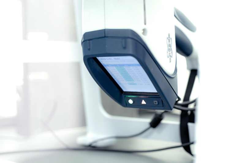 Qualität ist messbar mit dem Röntgenspektrometer