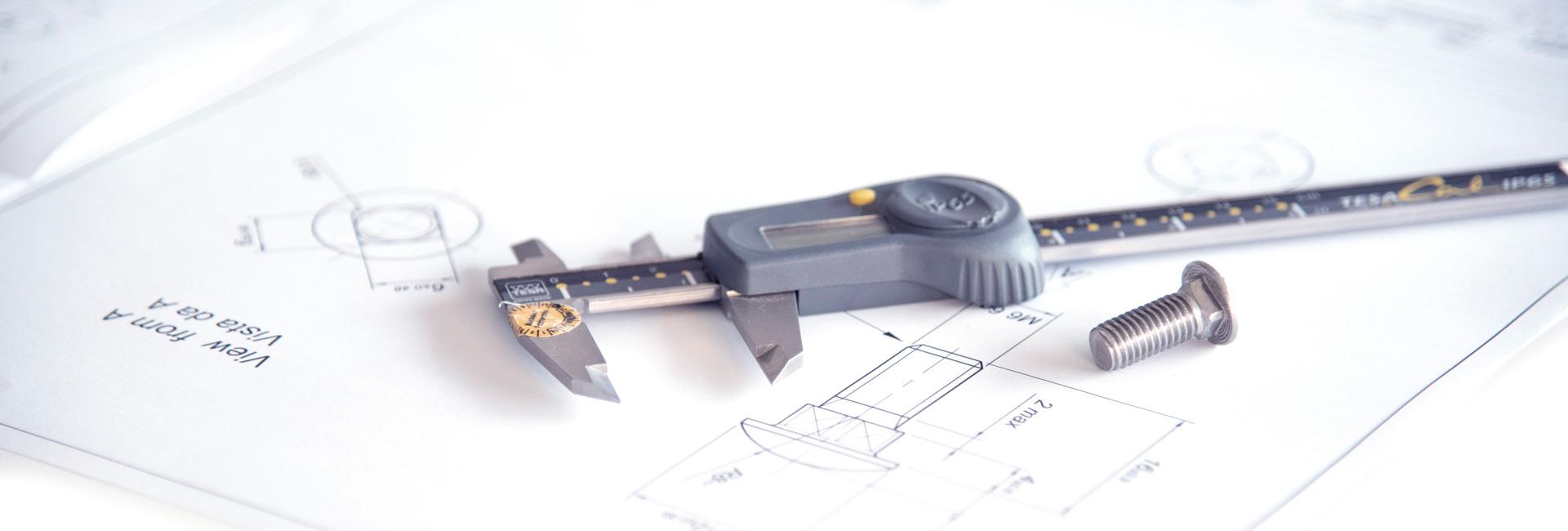 Schrauben auf Sonderwunsch als Sonder- und Zeichnungsteile aus dem Werkstoff Edelstahl