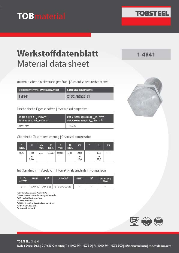 TOBSTEEL-material-data_sheet-1.4841