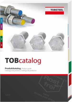 Gesamtkatalog TOBSTEEL GmbH
