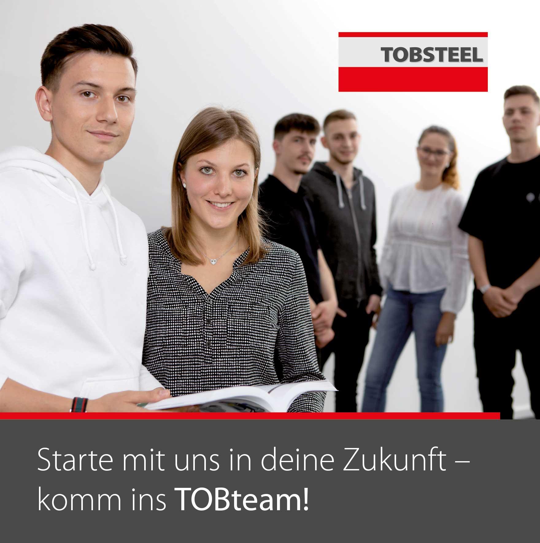 Ausbildung bei TOBSTEEL GmbH